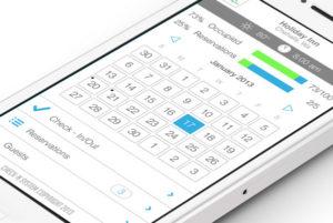 iOS Hotel Check In App