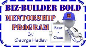 Biz-Builder Mentorship Program